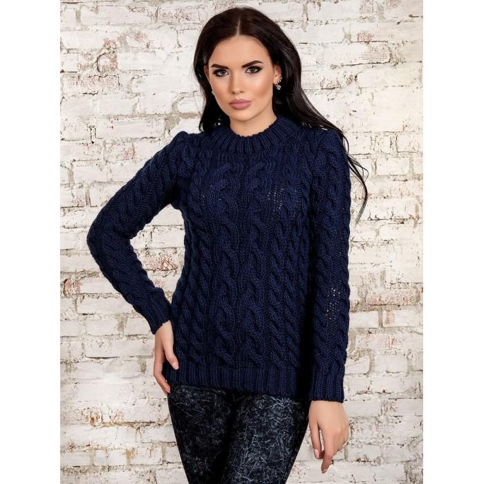свитер30227(темно-синий)