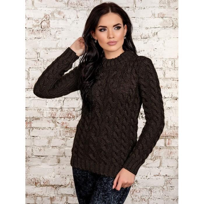 свитер30227(кофе)