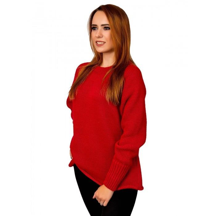 Свитер 30478 (цвет Красный)