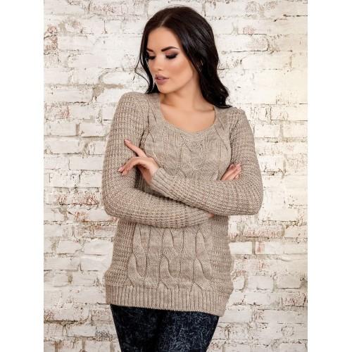 свитер50264(бежевый)