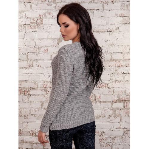 свитер50264(серый)