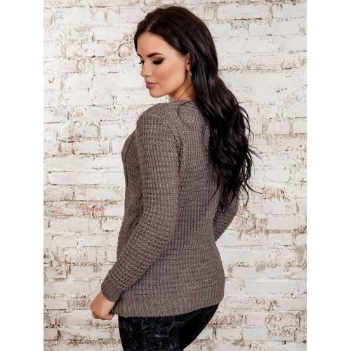 свитер50264(мокко)