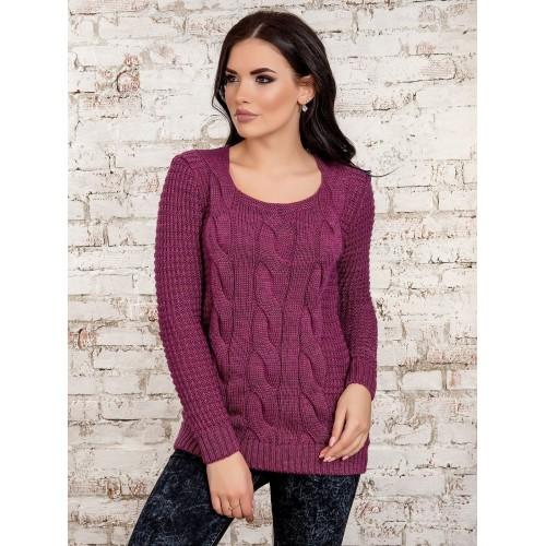 свитер50264(фуксия)