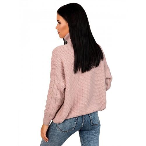 светр 50459 (колір Світлий-пудровий)