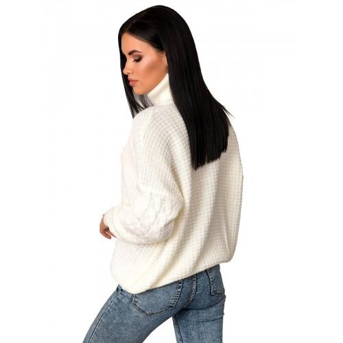 светр 50459 (колір Молочний)