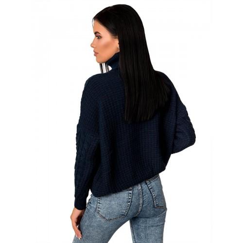 светр 50459 (колір Темний-Синій)