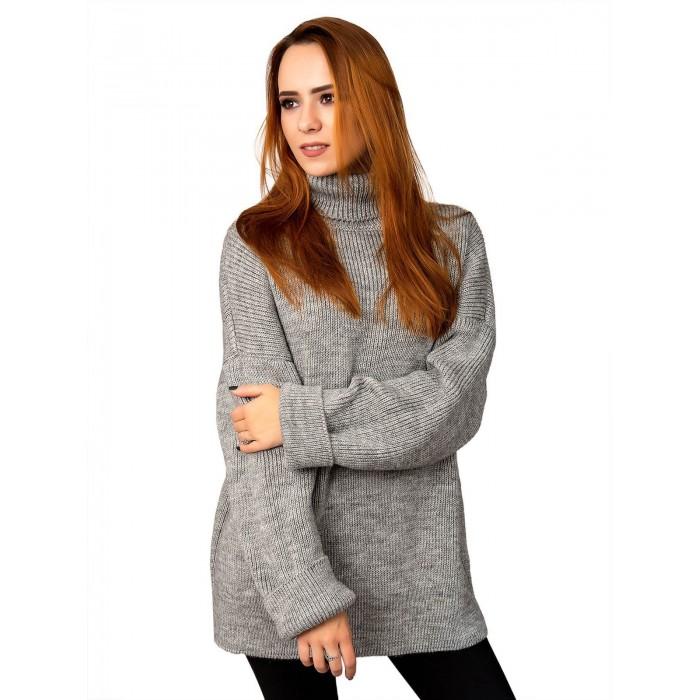 Свитер50482(цвет Серый)