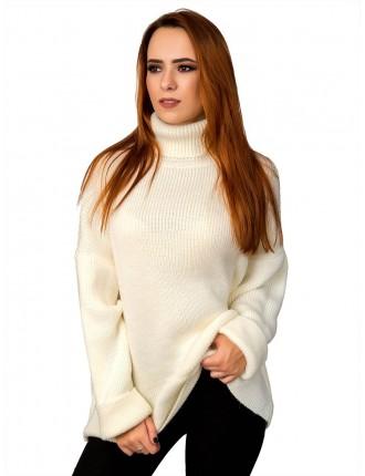 Свитер50482(цвет Белый)