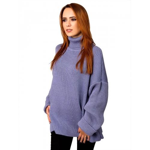 Свитер50482(цвет Светлый-Сиреневый)