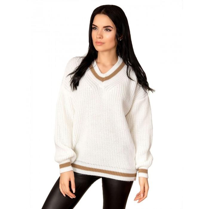 Свитер 50497(цвет Белый)