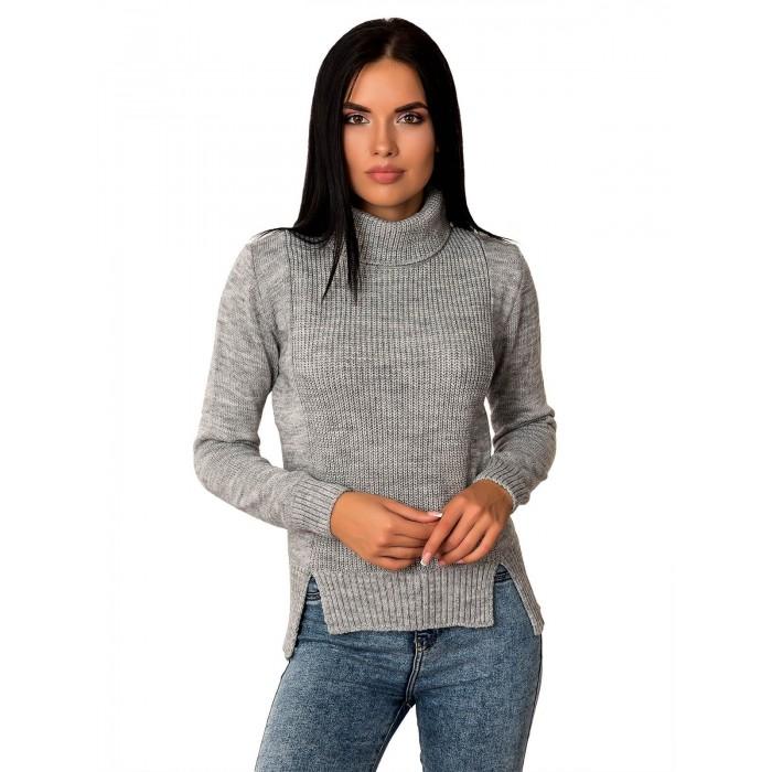 Свитер70457(цвет Серый)