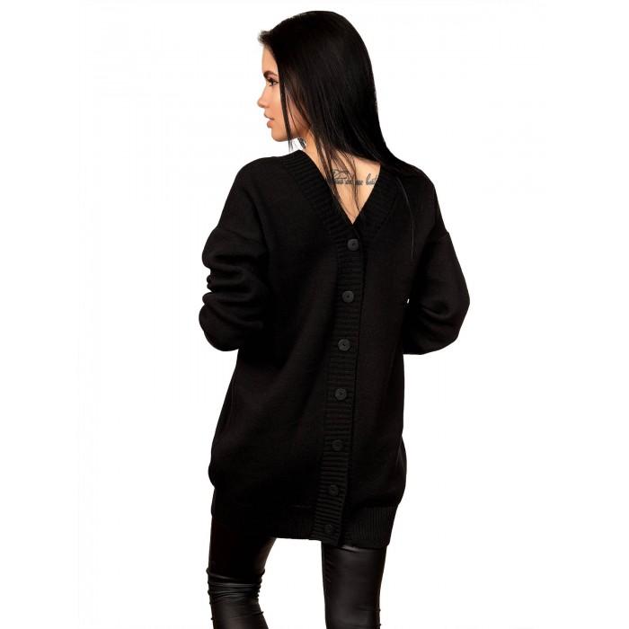 Туника 12517 (цвет Черный)