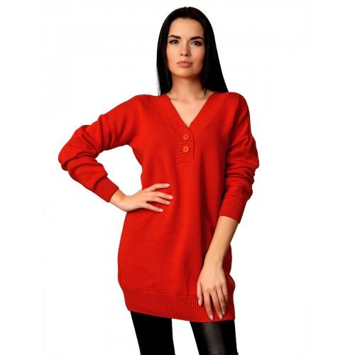 Туника 12517 (цвет Красный)