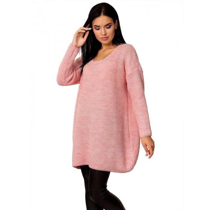 Туника50476(цвет Розовый)