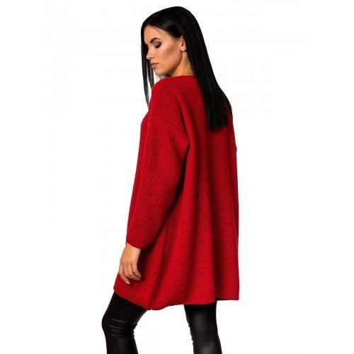 Туника50476(цвет Красный)