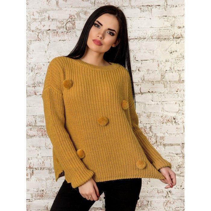 Качественный свитер от производителя Palvira