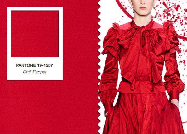 Самые модные цвета в женской одежде 2020