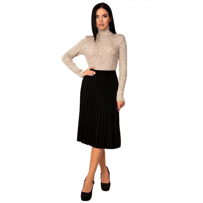 С чем носить черную юбку: готовые образы на каждый день