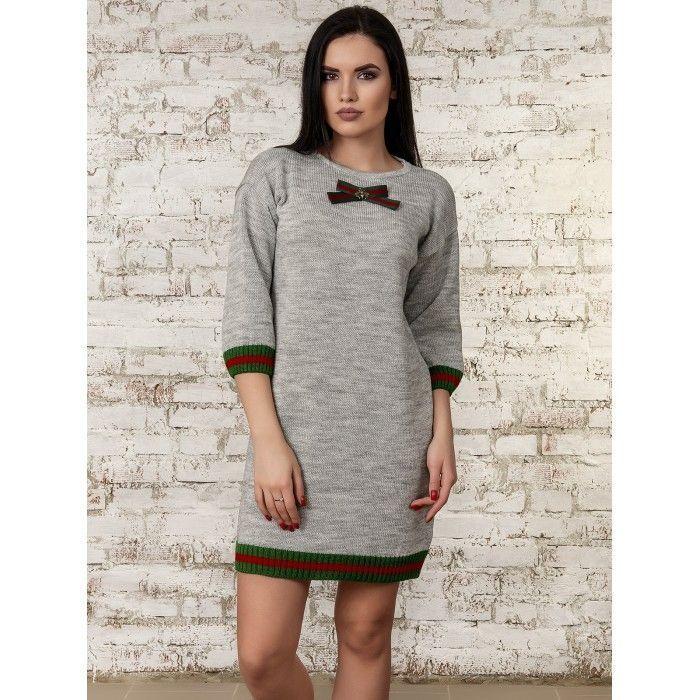 Вязане плаття від виробника  a79d2cf80af47